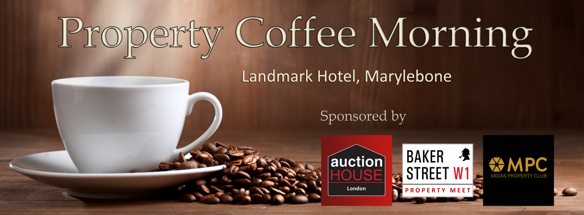 Property Coffee morning