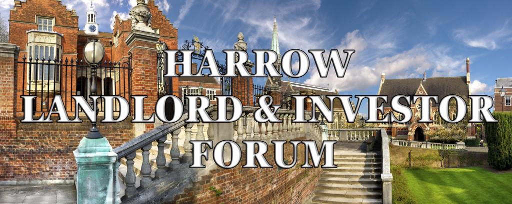 Harrow Landlord & Investor Forum