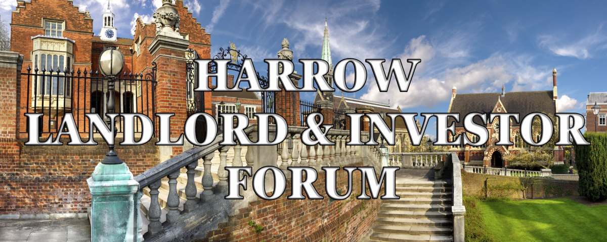 Harrow Landlord & Investor Forum