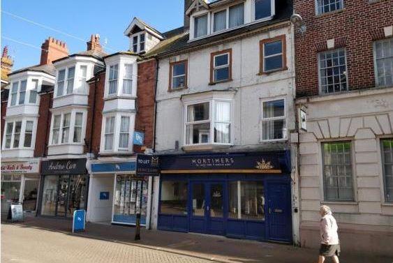 Flat 4, 13 St. Thomas Street, Weymouth, Dorset, DT4 8EW