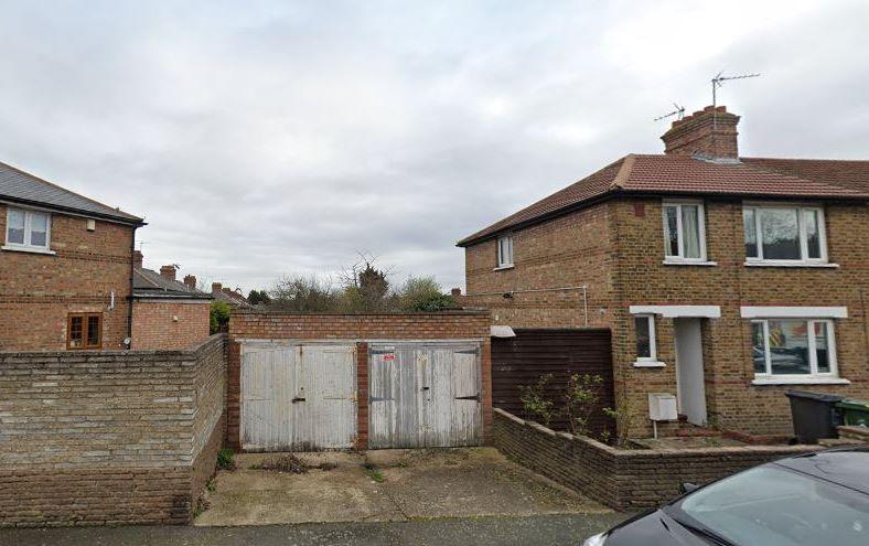 Garages Adjacent to 28 Windsor Avenue, London, E17 5NL